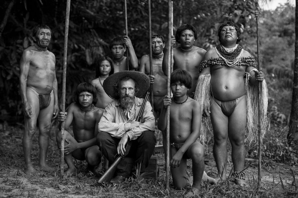 'Embrace of the Serpent' Follows Westerners Through the Amazon from the Native Perspective