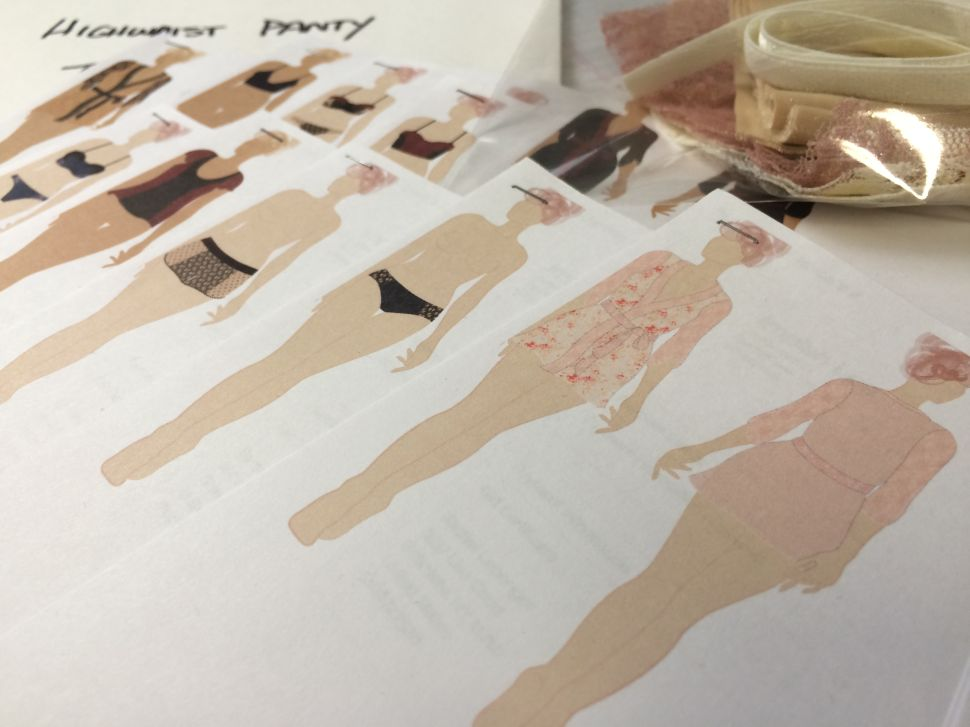 This Bespoke Lingerie Brand Offers 30 Trillion Customization Options
