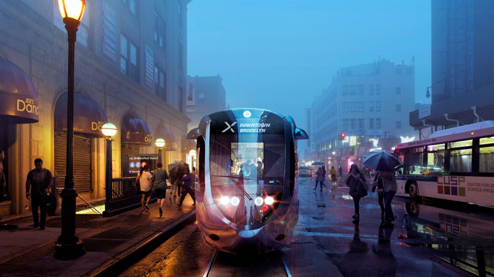 A Streetcar Named Independence: De Blasio Invests in Non-MTA Transit