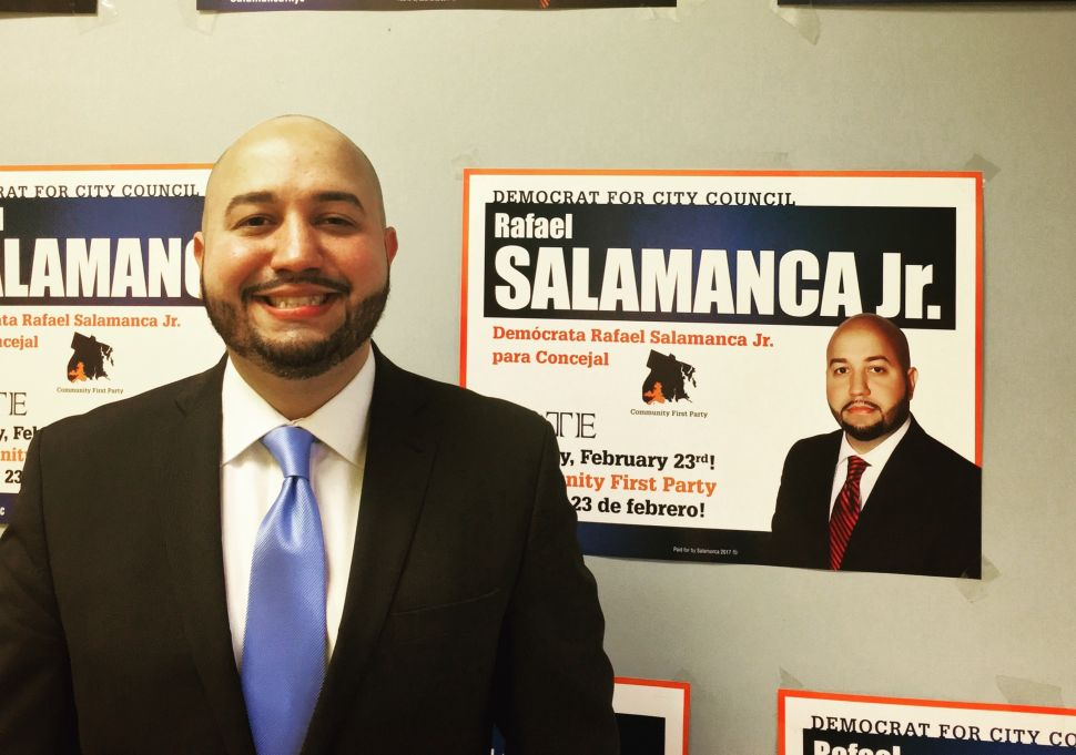 Endorsement-Heavy Dem Aims to Dispatch Foes in Race for Bronx Council Seat
