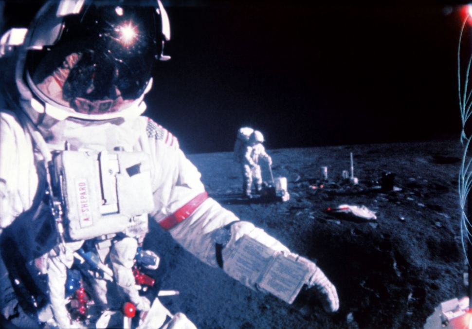 How Astronaut Edgar Mitchell Renewed My Faith in Space Exploration