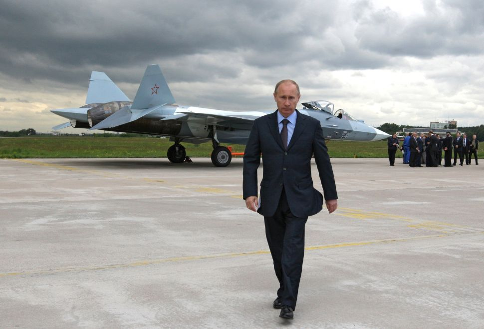 Is Russia Really Pulling Out From Syria? Nyet