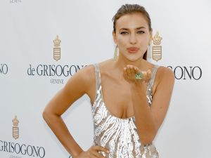 Irina Shayk will continue to use the West Village as her own personal catwalk.