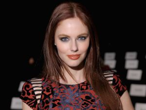 NEW YORK, NY - FEBRUARY 09: Alyssa Campanella attends the Monique Lhuillier Fall 2013 fashion show during Mercedes-Benz Fashion at The Theatre at Lincoln Center on February 9, 2013 in New York City. (Photo by Michael Loccisano/Getty Images for Mercedes-Benz Fashion Week)