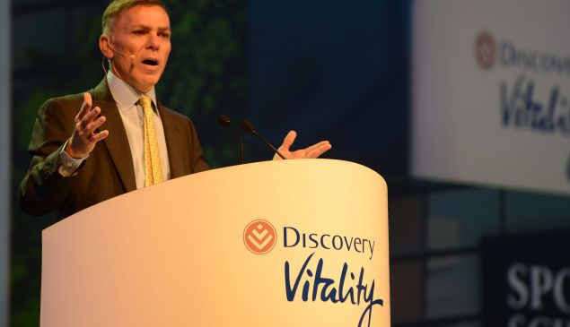 Discovery Limited CEO Adrian Gore is trading Yorkville for Park Avenue.