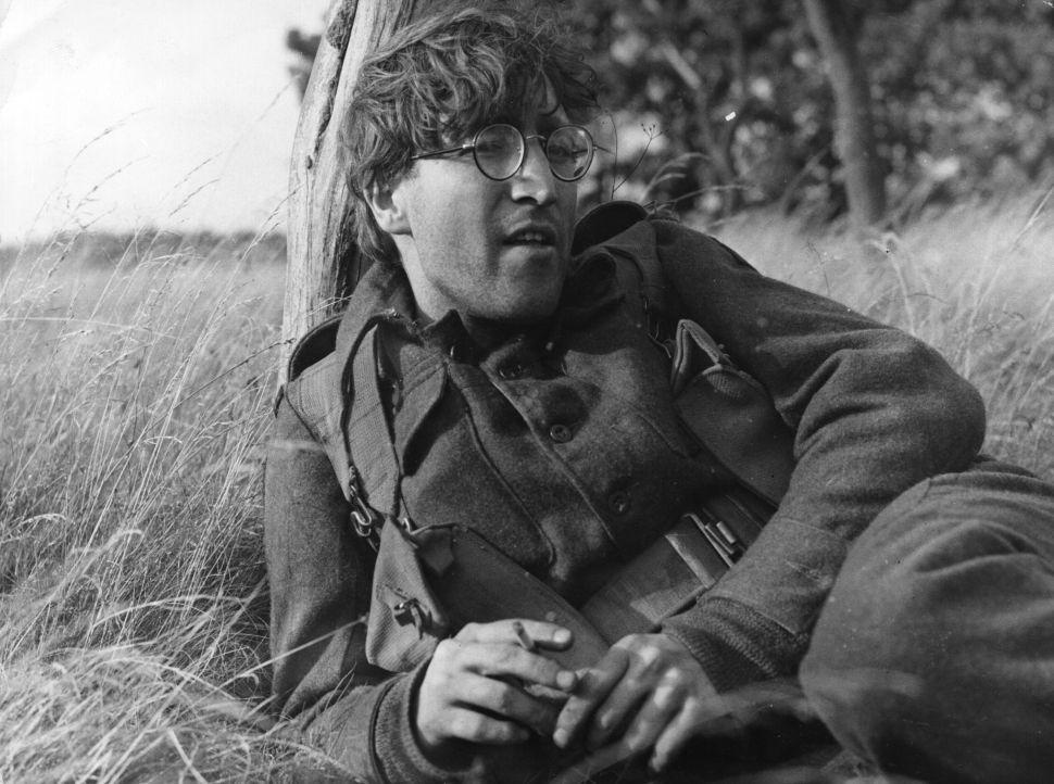 A Lock of John Lennon's Hair Sold for $35K