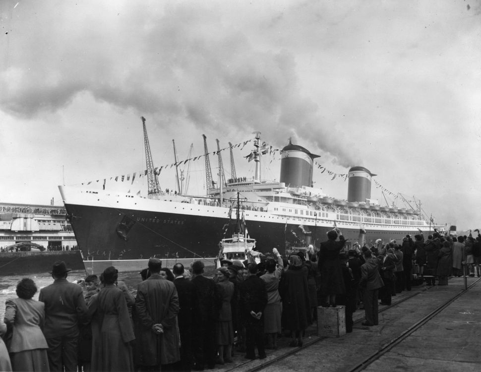 Record-Breaking SS United States to Be Restored to Its Former Grandeur