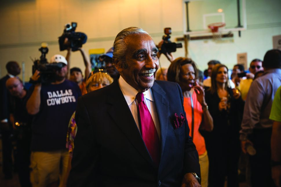 Invoking Hamilton, Rangel Argues Against Electoral College Selection of Trump