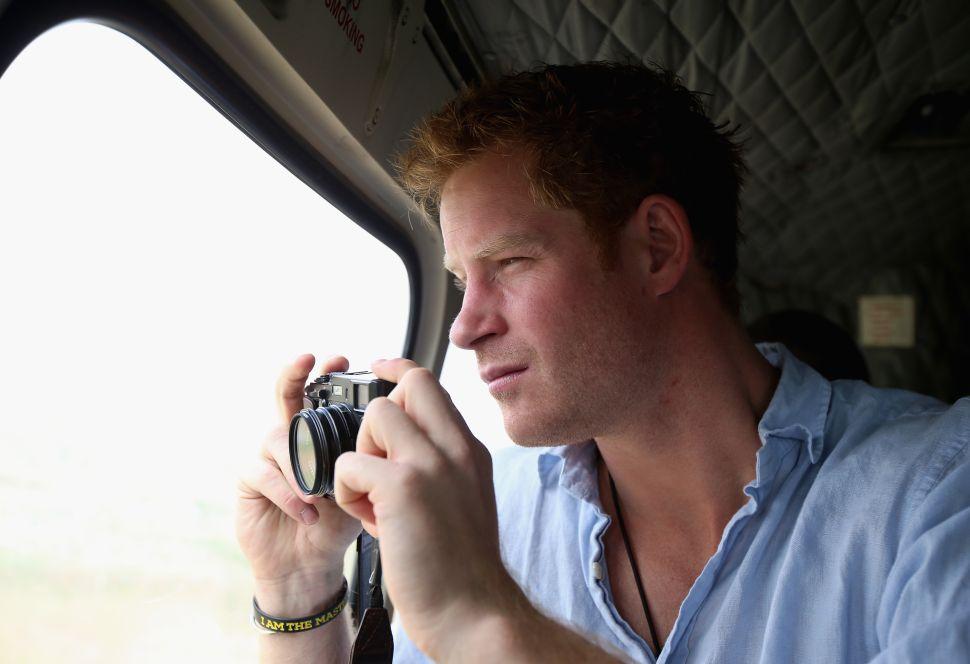Prince Harry Will Spend Spring Break in Nepal