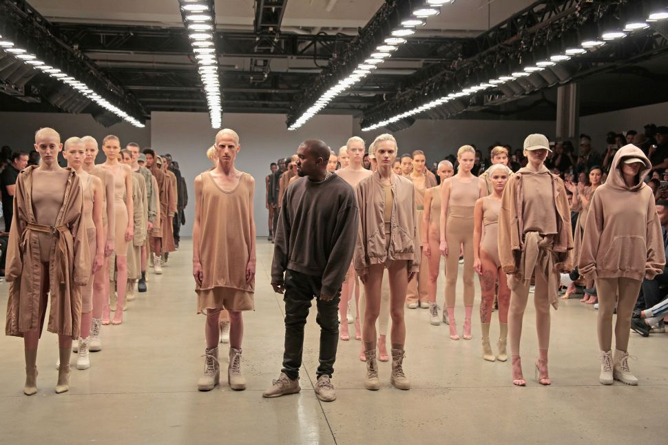 Before Yeezy, Kanye West Had This Fashion Line