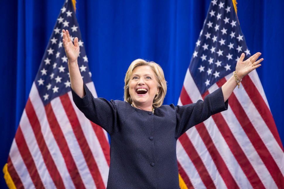 Hillary Clinton Beats Bernie Sanders in Hard-Fought Nevada Caucus