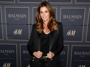 attends the Balmain x H&M Los Angeles VIP Pre-Launch on November 4, 2015 in West Hollywood, California.