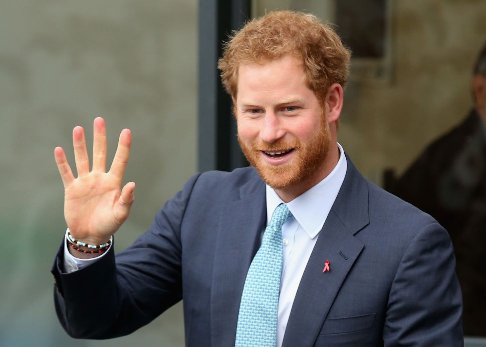 Is Prince Harry Really Dating a Los Angeles Publicist?
