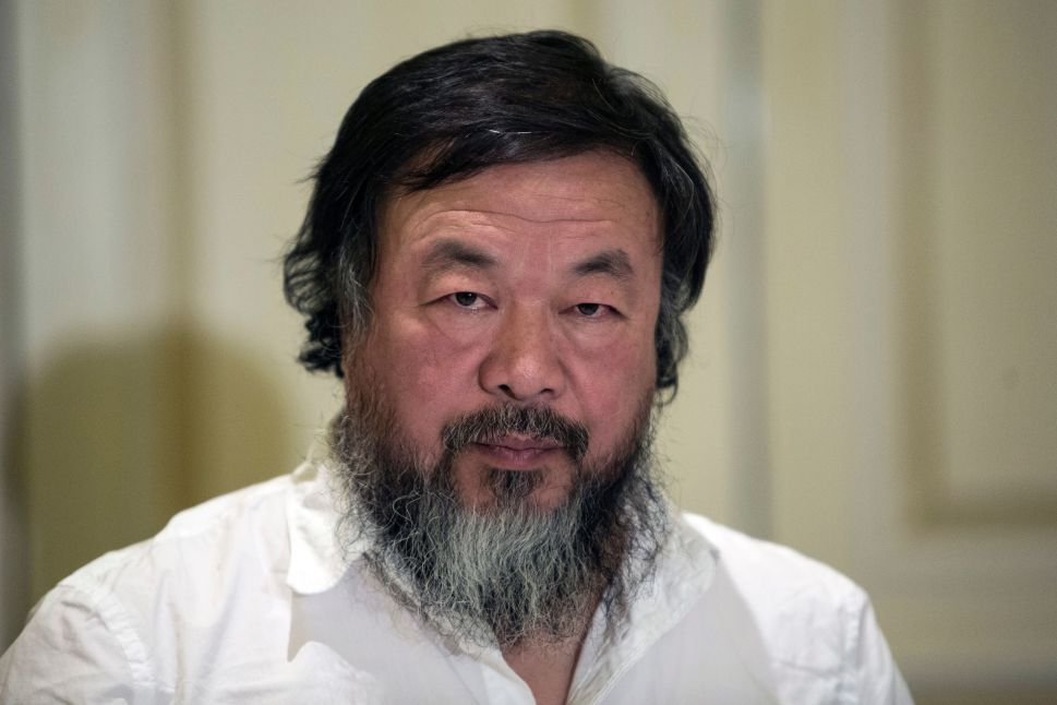 Ai Weiwei Is Planning to Make a Documentary About Protests in Hong Kong