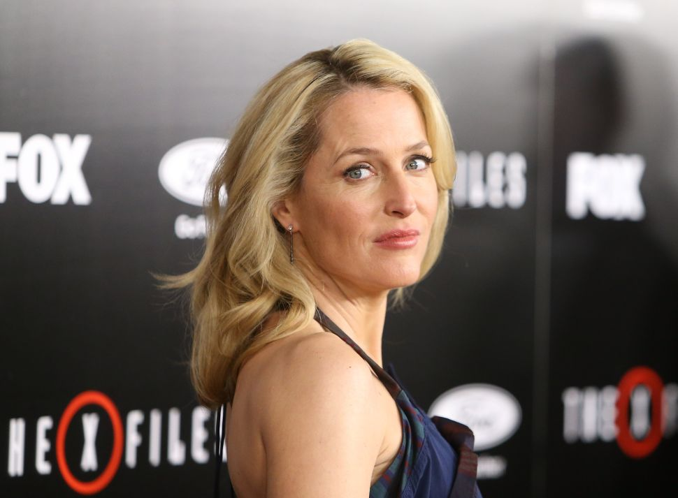 Gillian Anderson and Pink Want the Council to Vote for de Blasio Horse Carriage Plan
