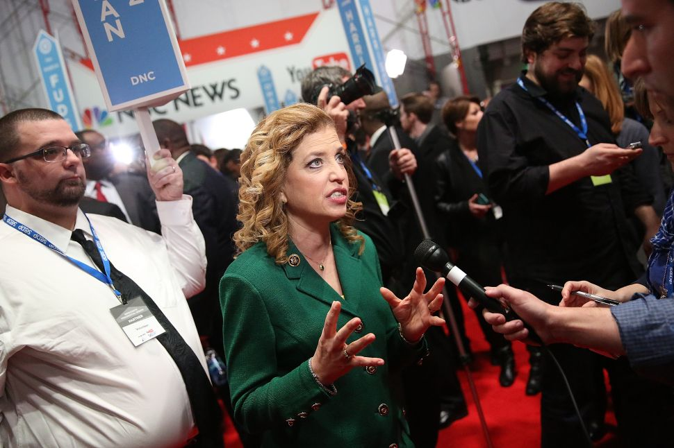 Why Debbie Wasserman Schultz Won't Make It to Congress Next Year
