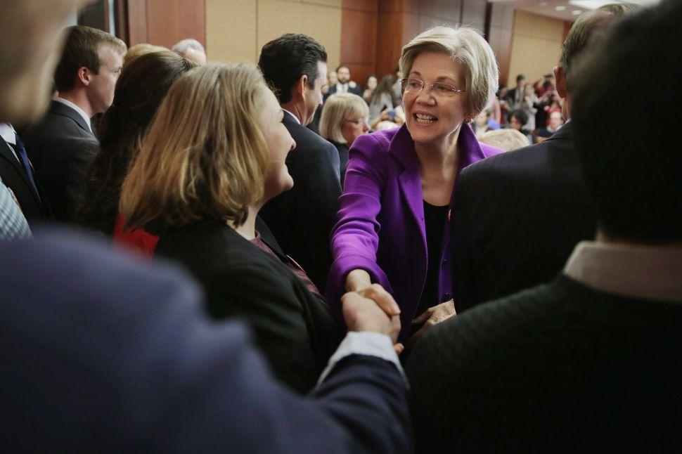 With Tulsi Gabbard on Board, Will Elizabeth Warren Endorse Sanders?