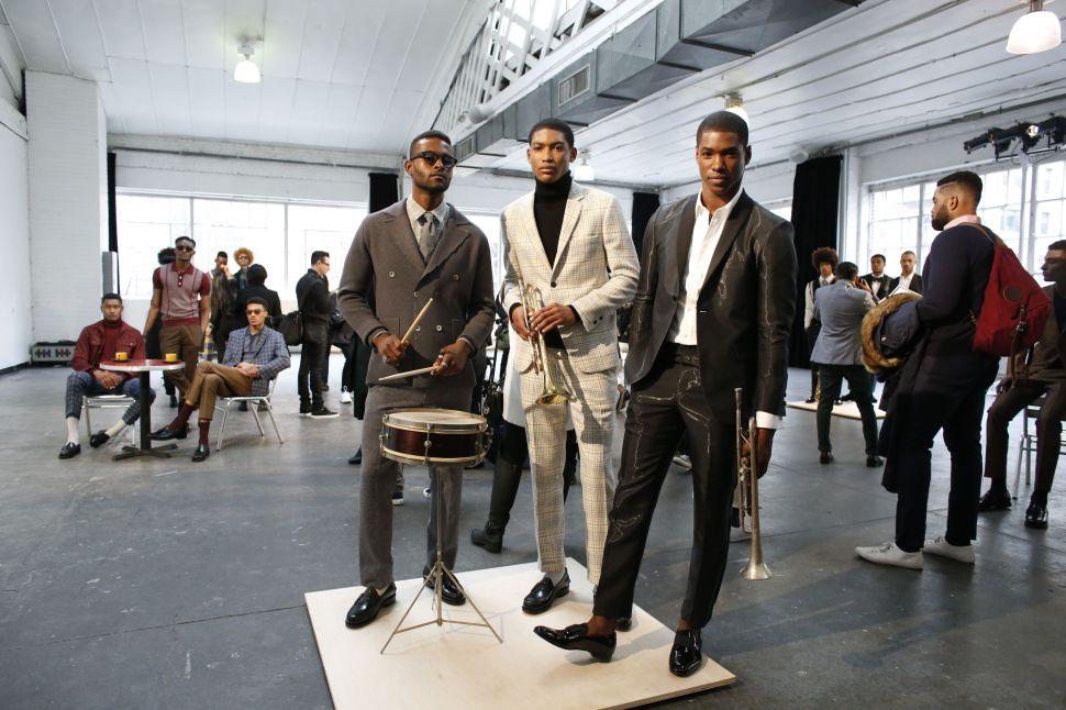 Menswear Designer David Hart Is Primed For Expansion
