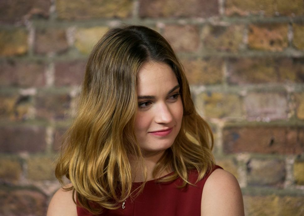 Lily James Explains Why 'Pride and Prejudice' Needed Zombies