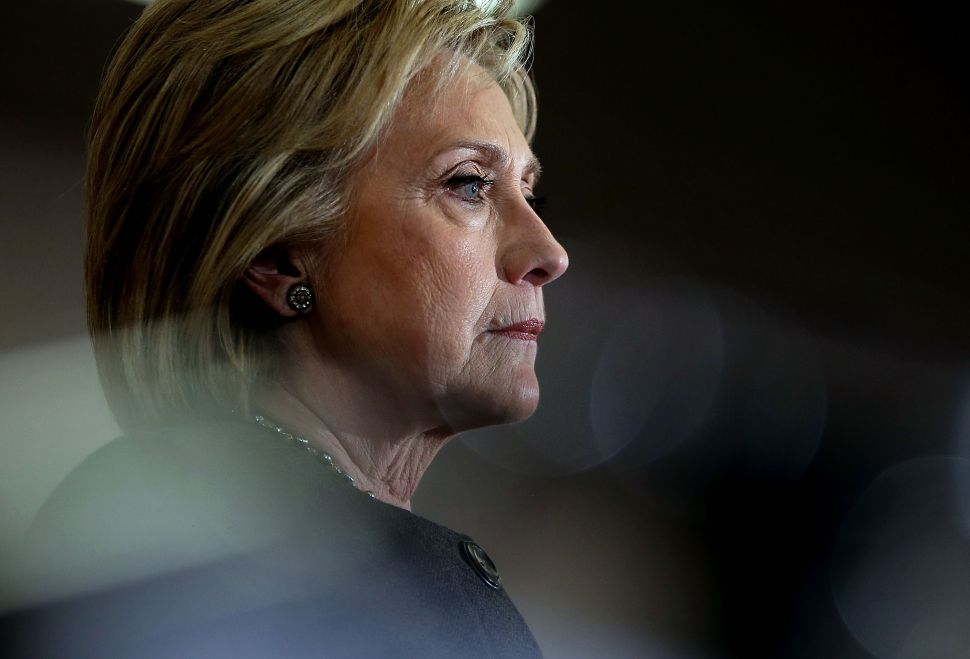 It Wasn't Just Sid: Torrent of Anti-Israel Advice Found in Hillary's Emails