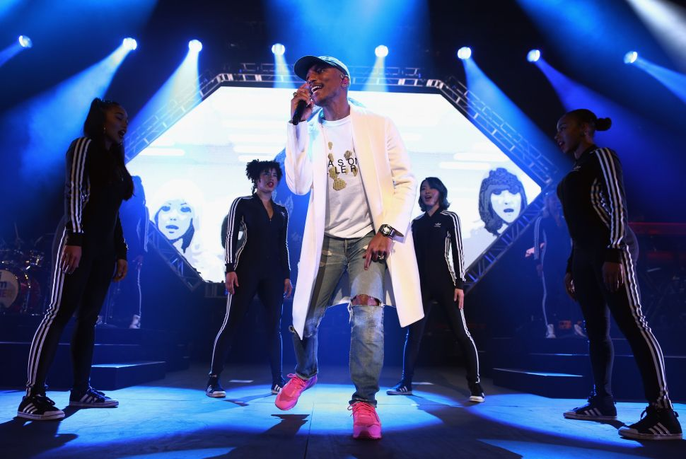 Fashion Roundup: Pharrell Gets Into Jeans and Alexander Wang Plays Favorites