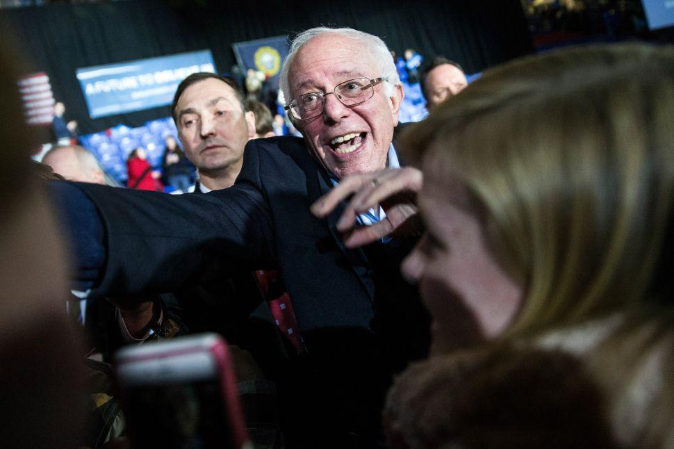 New Hampshire Feels the Bern—Bernie Sanders Beats Hillary Clinton in Granite State
