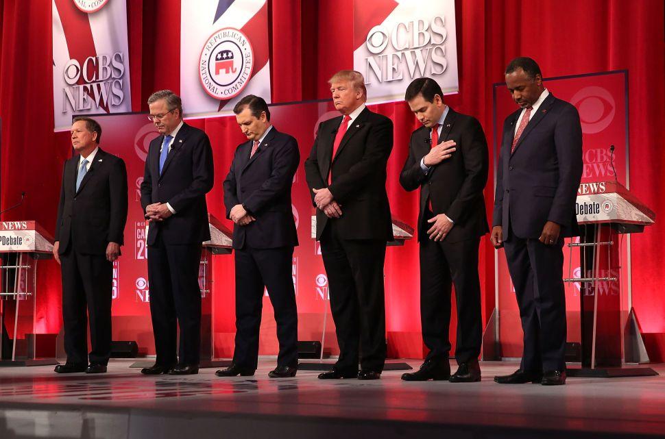 Will Scalia's Death Revive Establishment Presidential Candidates?