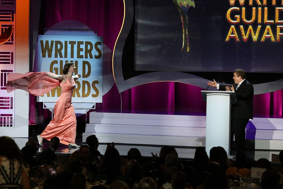 Writers Guild Awards Wrap-Up: 'Mad Men,' 'Inside Amy Schumer' and Elaine May Win Big