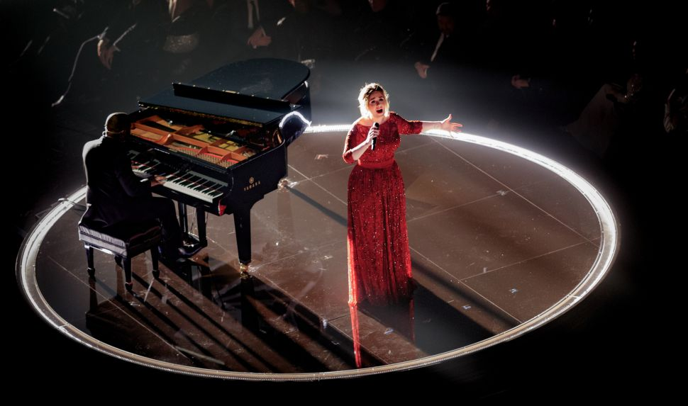 The Grammy Awards Performances Featured Lackluster Moments But Lots of Leg