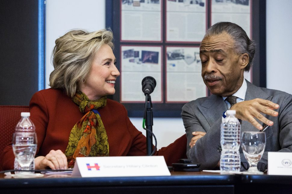 Al Sharpton Stands Up for Susan Rice and the 'Litany of Our Women' Attacked by GOP