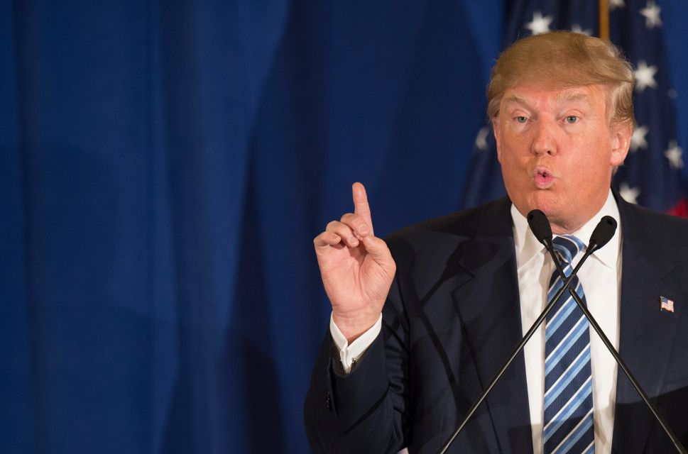 Some Israel Supporters Are Troubled by Donald Trump's Take on the Middle East