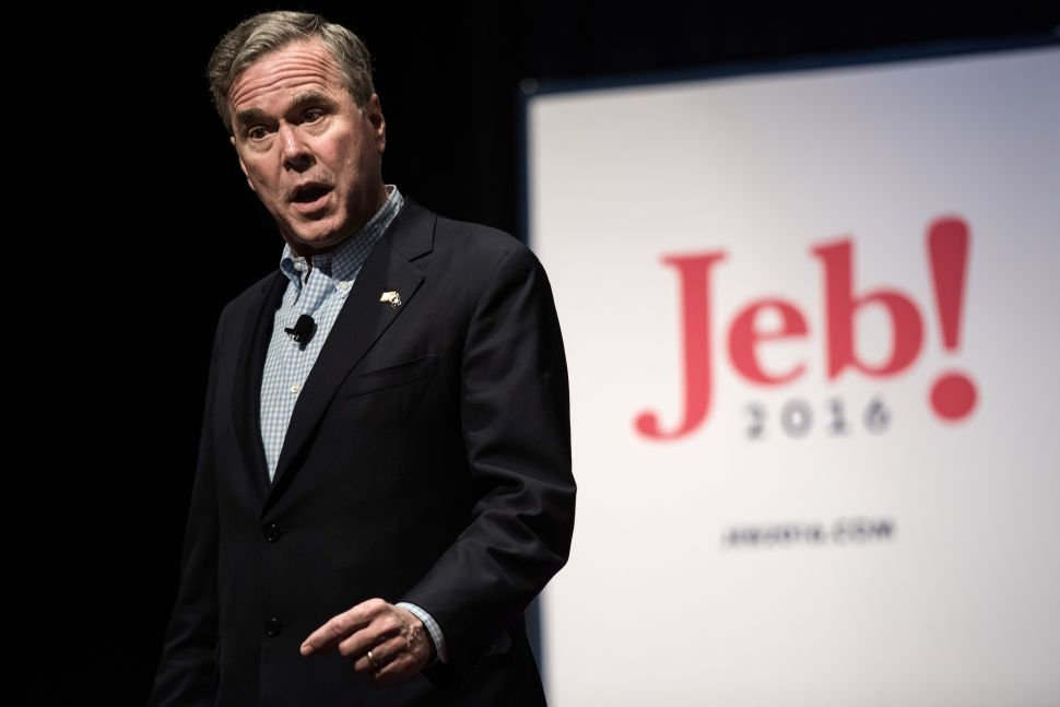 Jeb Bush Finally Drops Out of the Presidential Race