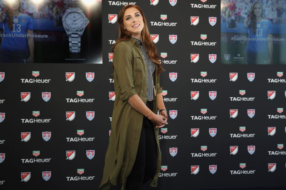 TAG Heuer Becomes the Official Watch and Timekeeper of Major League Soccer