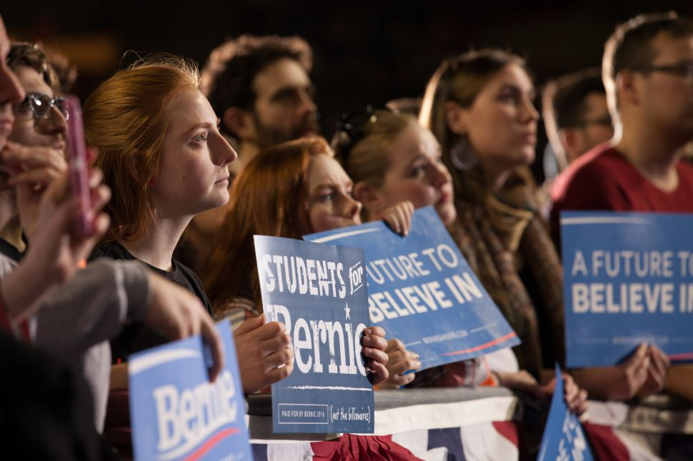 The Democratic Party Is Failing Young Voters