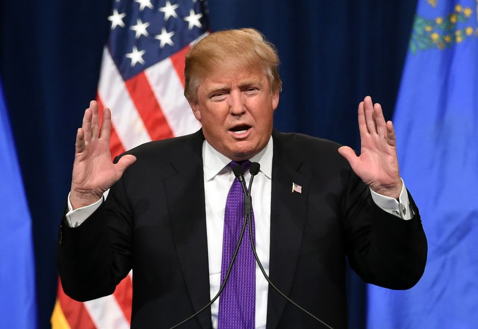 Wired Called Donald Trump 'Someone With Tiny Hands' in Several Articles