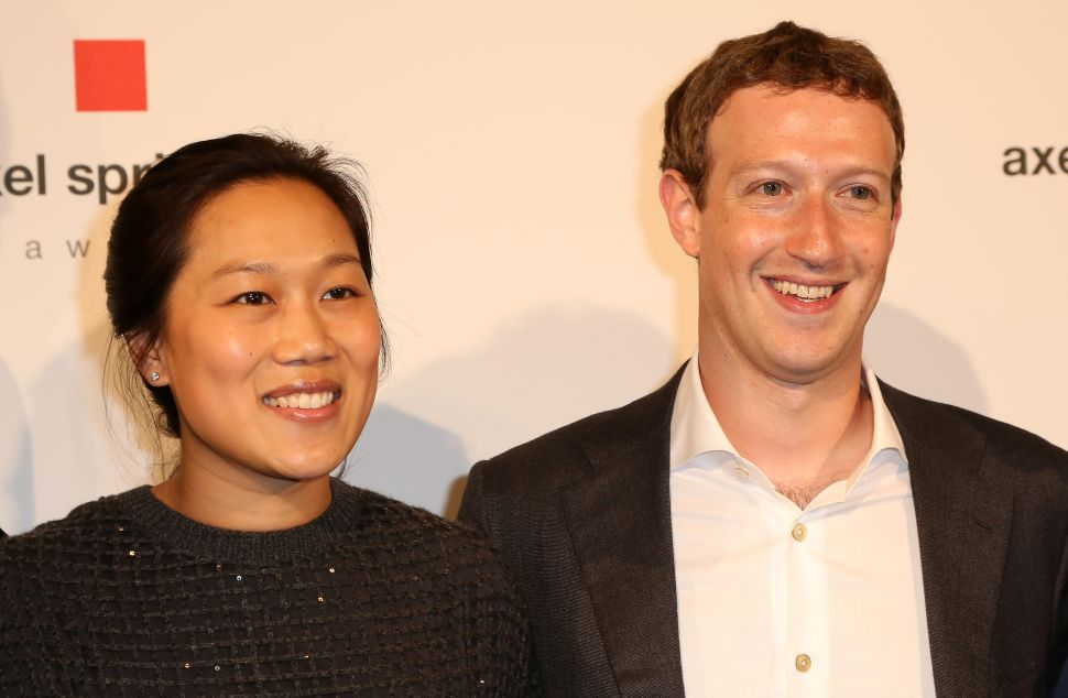 Mark Zuckerberg Wants to Capture His Daughter's First Steps in Virtual Reality