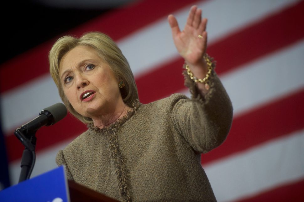 Hillary Clinton Crushes Bernie Sanders in South Carolina
