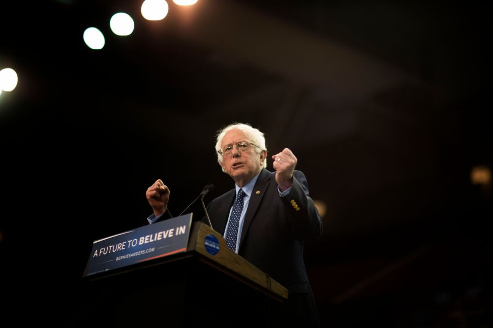 Bernie Sanders Is Today's Martin Luther King of Economic Justice