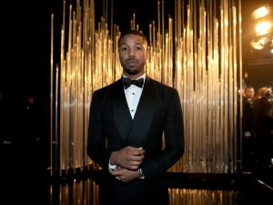 Michael B. Jordan Without Remorse