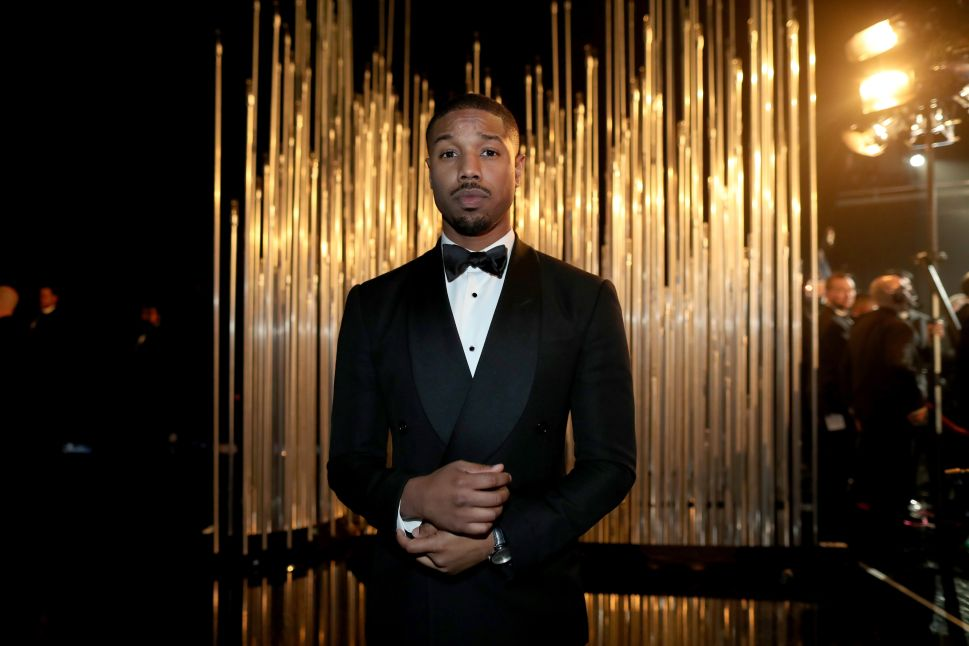 Men Were Big Fans of Shawl Collars at the 2016 Oscars