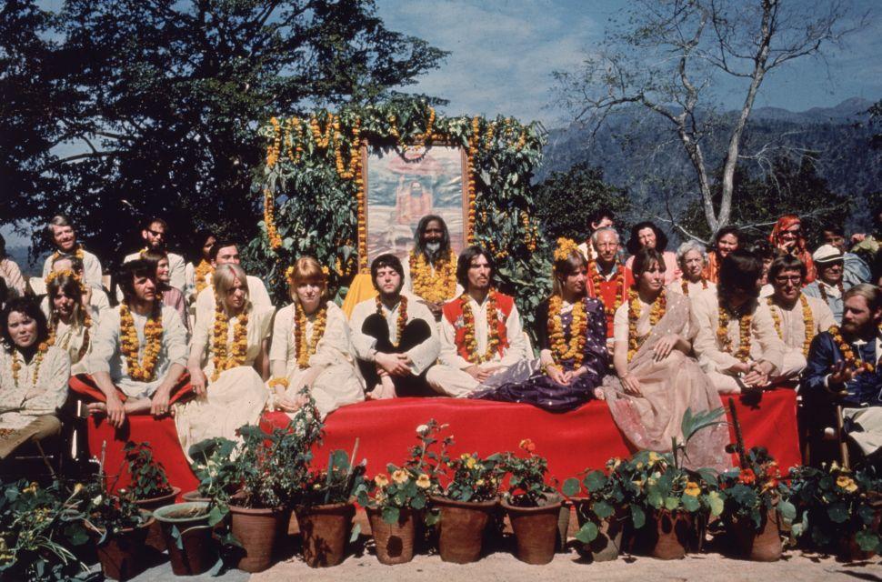 Meditate Like the Beatles This Weekend