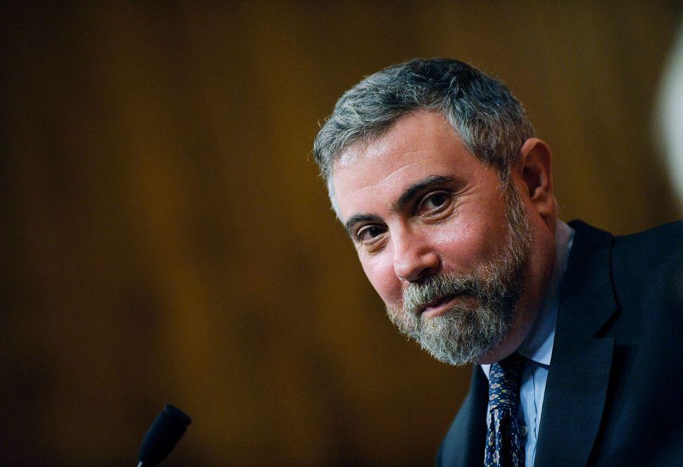 Paul Krugman Endorses de Blasio Affordable Housing Plan