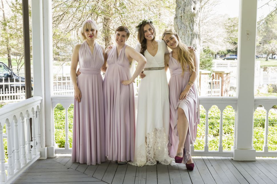 'Girls' Recap Season 5 Premiere: Wedding Day