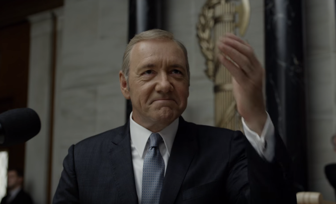We Have Many Questions About the 'House of Cards' Season 4 Trailer