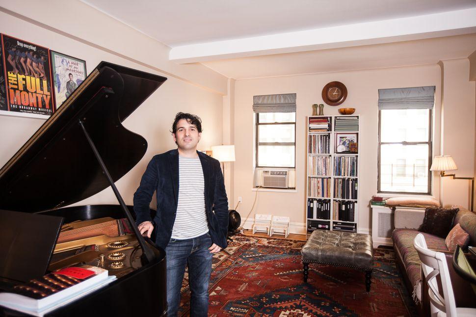 At Home With Shoe Designer Noah Waxman