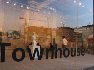 Townhouse Gallery in Cairo. (Photo: Courtesy of thetownhousegallery.com)