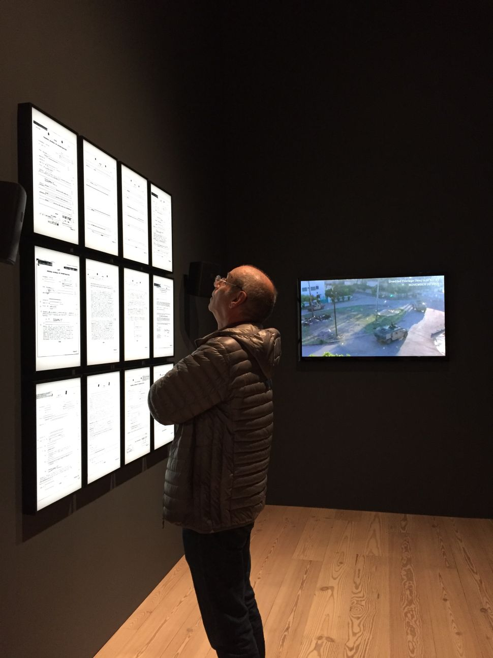 Filmmaker Laura Poitras Brings Classified Documents to Art Museum Walls