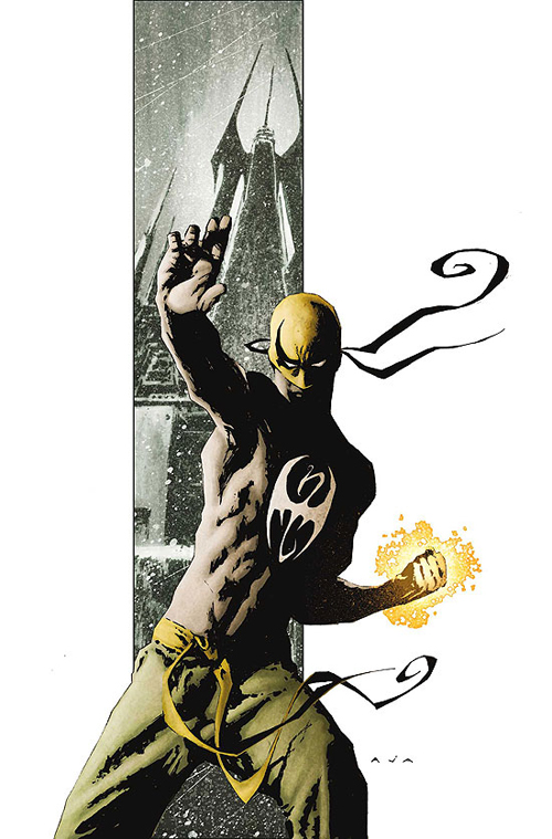 Marvel Casts 'Game of Thrones' Actor as Iron Fist