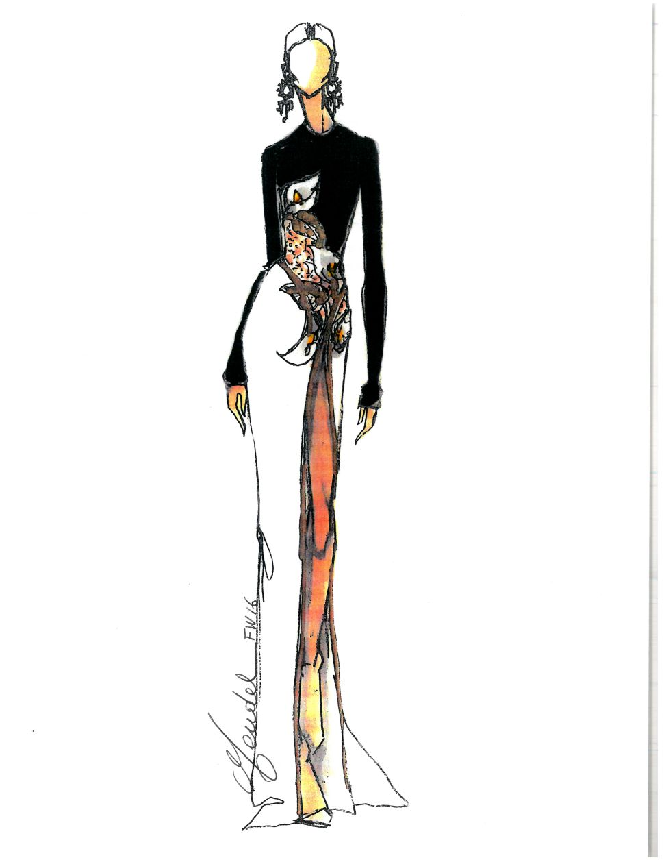 NYFW Preview: Inspiration From J. Mendel