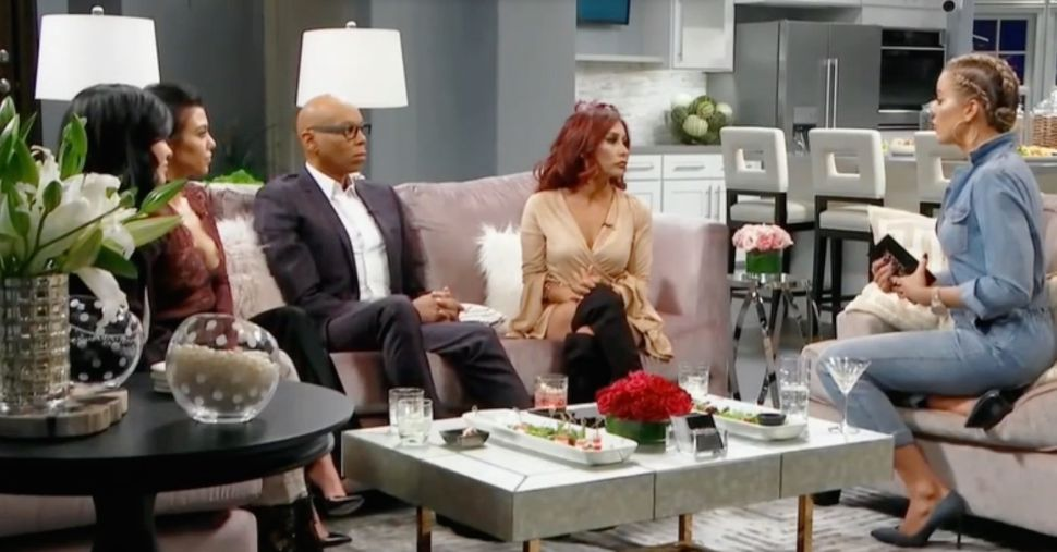 'Kocktails with Khloé' Episode 3: Diddy, RuPaul, Snooki and Co. Discuss Flint (Video)